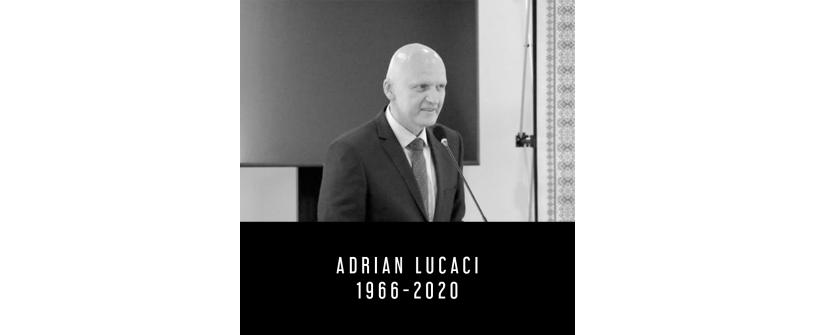 S-a stins din viață Adrian Lucaci
