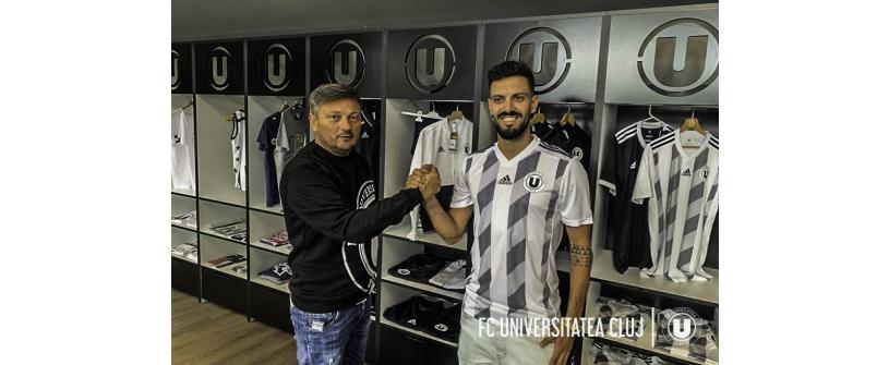 """Sergio Ribeiro, mijlocas crescut de Porto si fost căpitan al Nationalei U19 a Portugaliei, a semnat cu """"U"""""""