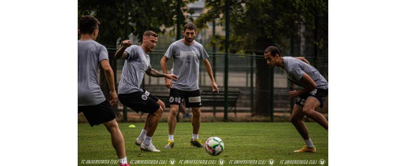 Debutăm cu Sănătatea Cluj în Cupa României