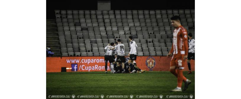 """Ribeiro, dublă de trei puncte. Viitorul Pandurii – """"U"""": 1-2"""