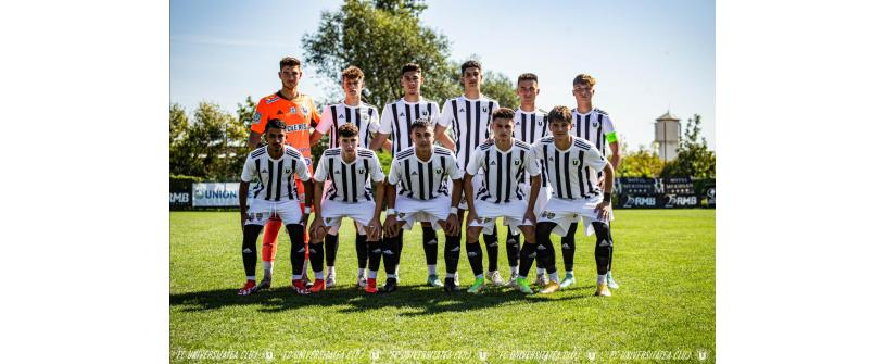 Liga Elitelor U19. Revenim pe primul loc după victoria din Banat