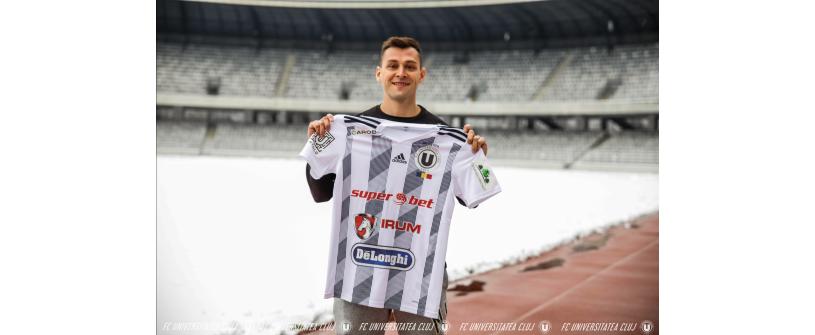Lucas Chacana, al doilea transfer al iernii pentru clubul nostru