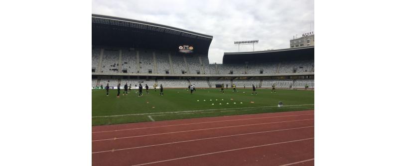 Valoarea contractelor de sponsorizare semnate de FC Universitatea Cluj: 238.026 lei (septembrie 2016 – februarie 2017)