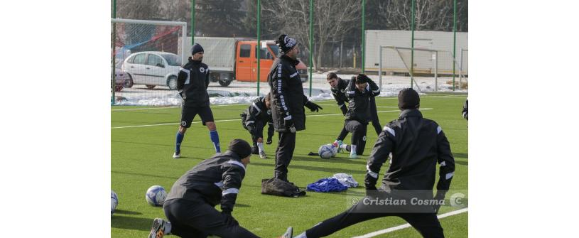 """Marius Popescu: """"Băieții sunt extrem de motivați la antrenamente"""""""