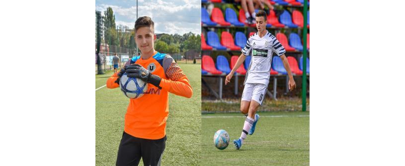 FC Universitatea Cluj va avea doi jucători la prima acțiune a României Under 15