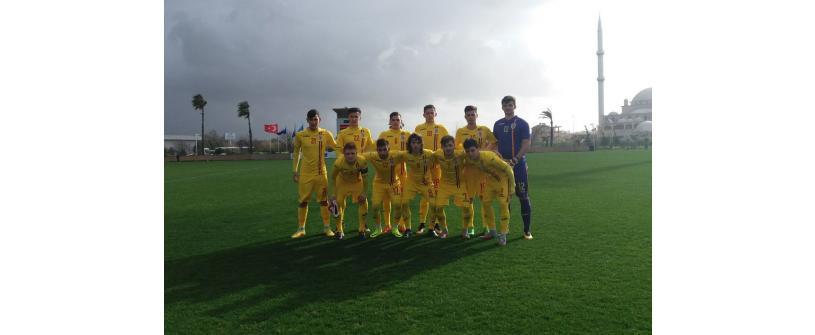 Doi jucători ai Universității Cluj, la echipa națională U17 a României