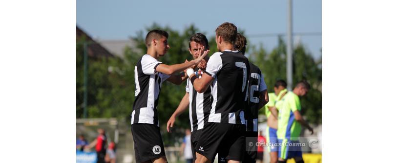 Voința Cetate – FC Universitatea Cluj, în primul tur al Cupei României, faza națională