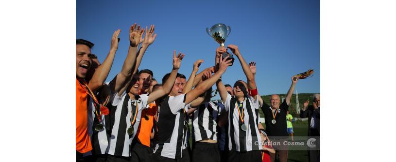 """Am reușit """"dubla"""" campionat-cupă la nivelul Ligii a IV-a"""