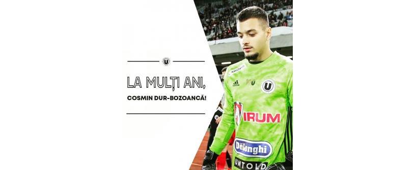 La mulţi ani, Cosmin Dur-Bozoancă!