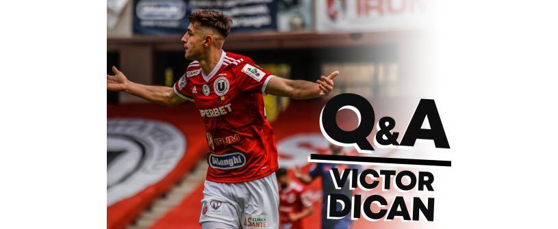 Q&A   Victor Dican