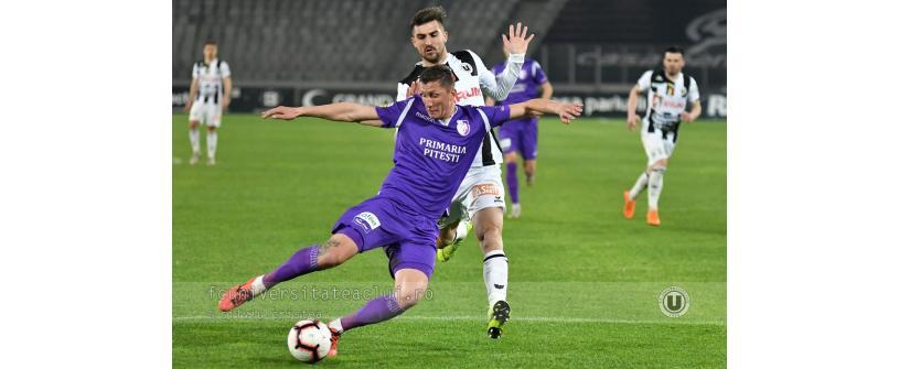 """""""Studenții"""", egal fără goluri pe Cluj Arena. Urmează """"examenul"""" de la Ploiești"""