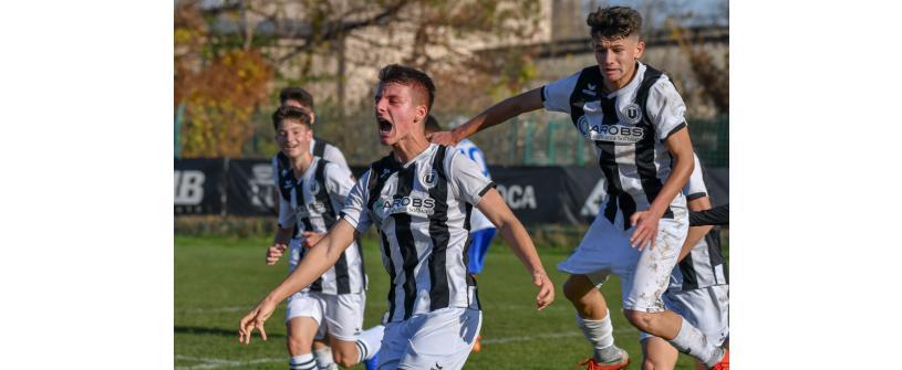 Liga Elitelor. Dublă victorie cu Universitatea Craiova şi ploaie de goluri la Sîntimbru!
