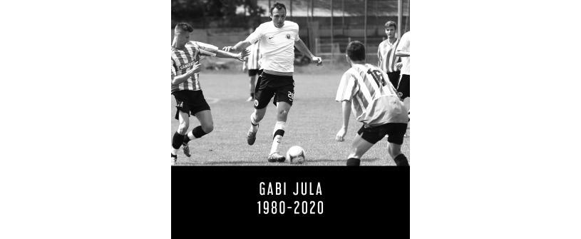 S-a stins din viață Gabi Jula