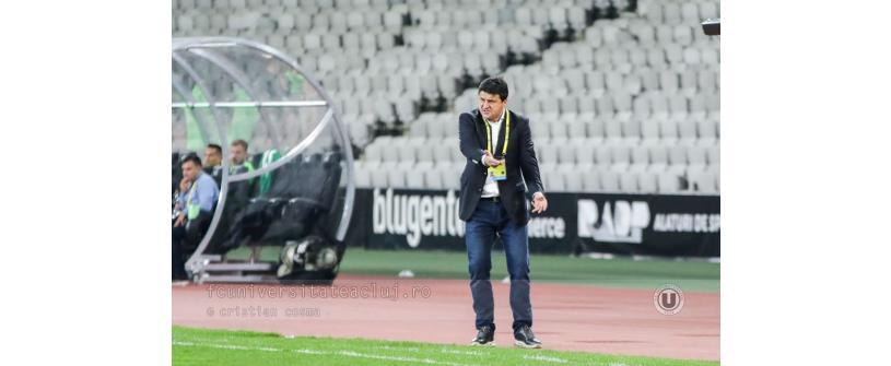 """Adi Falub: """"Jucătorii să aibă o reacție și să câștige la Târgu Jiu!"""""""