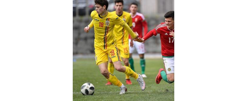 "Mihai Cohan, convocare la ""naționala"" Under 18"
