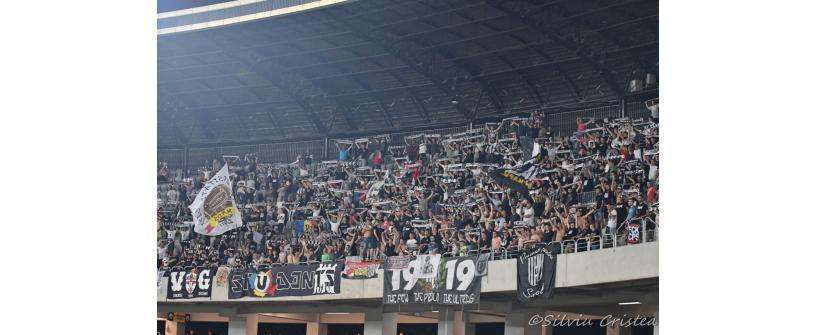 FC Universitatea Cluj, cea mai mare asistență din România la meciurile din weekend-ul trecut. Vă mulțumim!