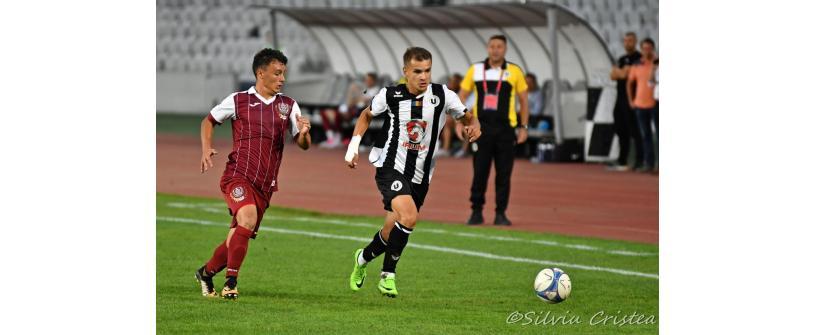 FC Universitatea Cluj – ACS Fotbal Comuna Recea, în turul 3 al Cupei României