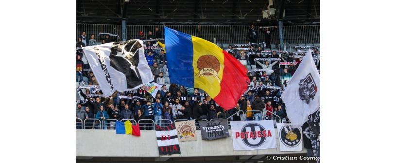 Biletele pentru meciul cu CS Florești vă așteaptă la Iulius Mall și Cluj Arena