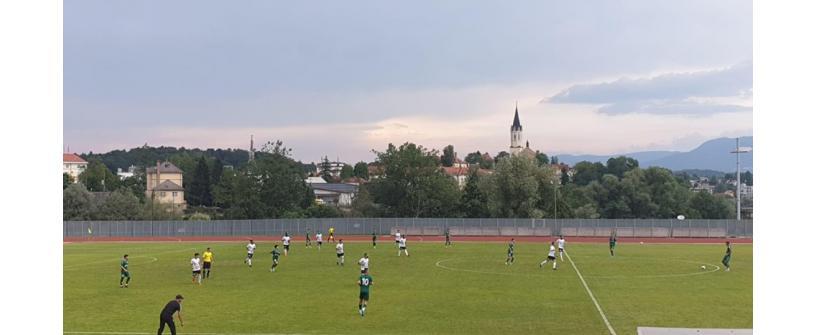 """A doua la rând! """"U"""" Cluj – NK Krka 5-2"""