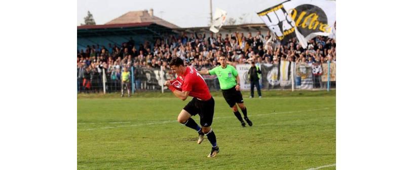 """Dezlănțuiți după pauză. CS Iernut – """"U"""" Cluj 0-5"""