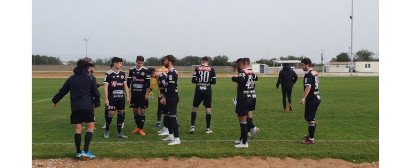"""Egal în ultimul joc din Cipru. """"U"""" – FK Liepaja 1-1"""