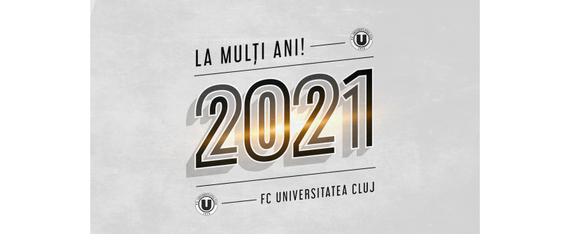 La mulți ani, 2021!