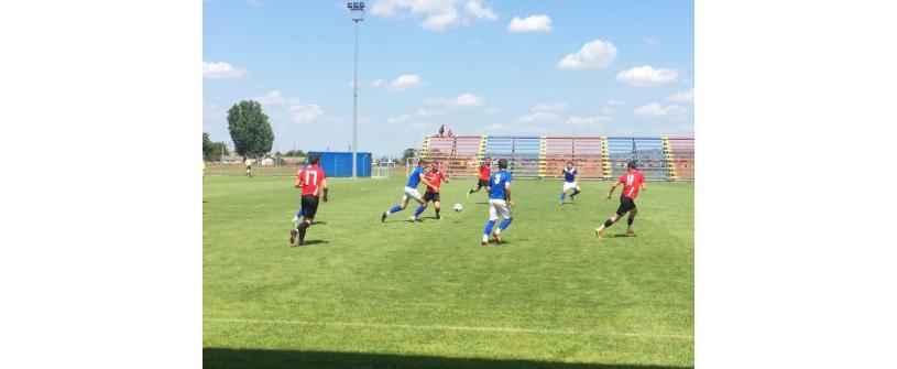 """Remiză """"albă"""" la Sânmartin. Luceafărul Oradea – """"U"""" Cluj 0-0"""