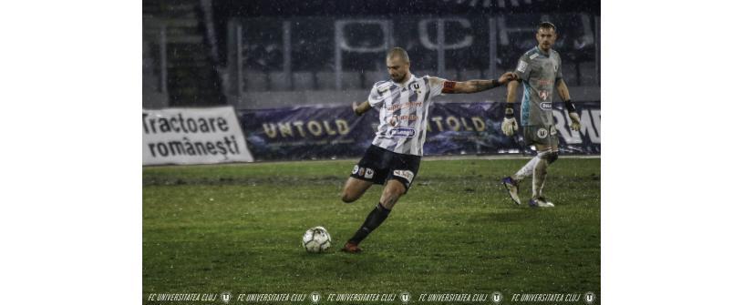 Gabriel Tamaș, transferat la FC Voluntari