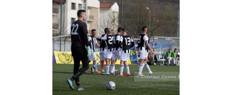 """U"" Cluj – Sticla Arieșul Turda 7-0"