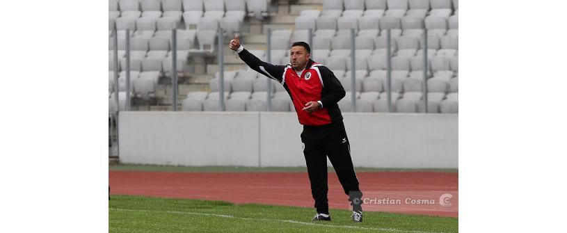 """""""Studenții"""", pregătiți pentru duelul cu FC Ardealul. """"Ne gândim numai la victorie"""""""