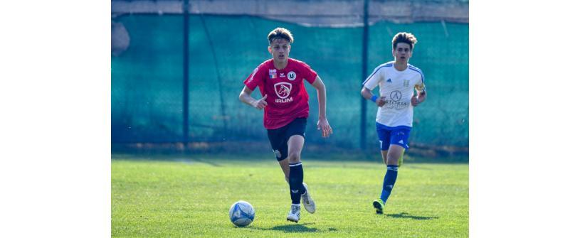 Trei juniori ai Universității Cluj au fost convocați la echipa națională U16