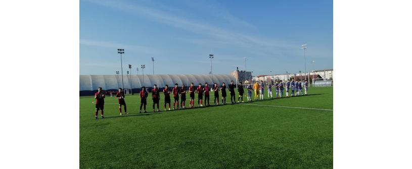 Liga Elitelor. Victorie la scor pentru juniorii U19