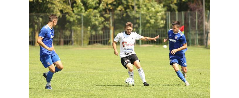"""Victorie clară în ultimul amical al verii! """"U"""" Cluj – ACS Fotbal Comuna Recea 3-0"""