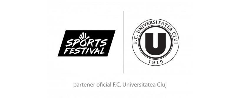 SPORTS FESTIVAL, sponsor FC Universitatea Cluj