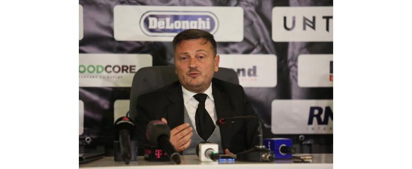 """Daniel Stanciu: """"Până în vară lucrurile vor arăta cu totul altfel la """"U"""" Cluj"""""""