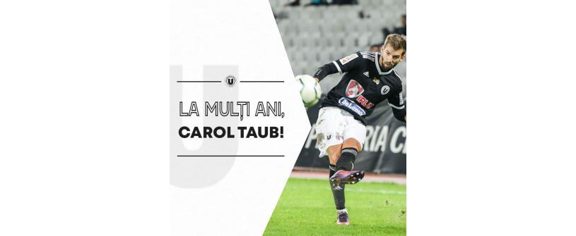 La mulți ani, Carol Taub!