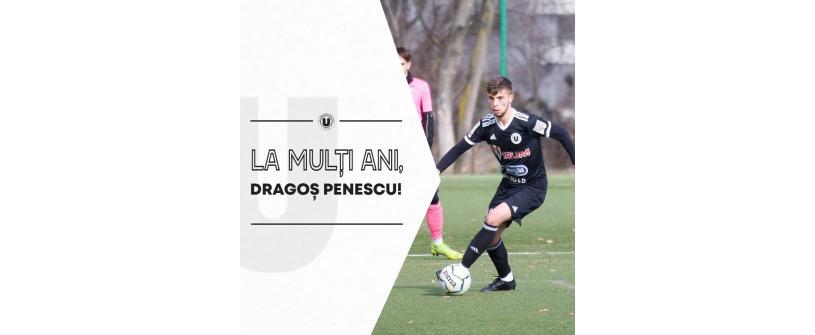 La mulți ani, Dragoș Penescu!