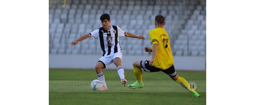 FC Universitatea Cluj – Olimpia Satu Mare, în turul 4 al Cupei României