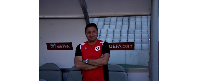 """U"" Cluj se reunește, luni, la Cluj Arena"