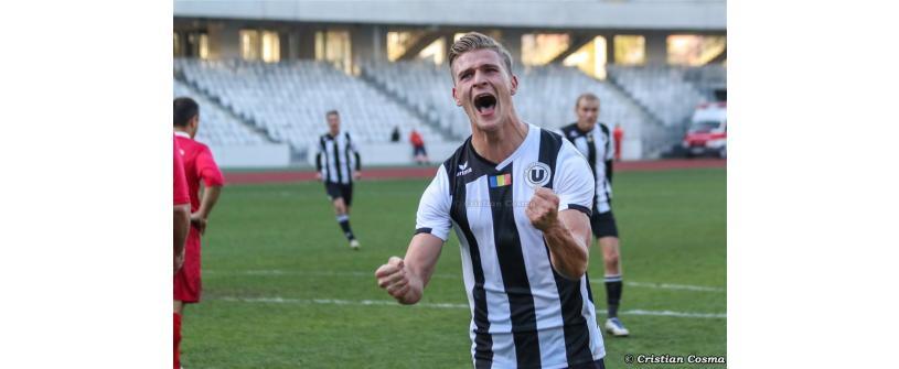 "Cu emoții, dar victorie! Armenopolis Gherla – ""U"" Cluj 0-2"
