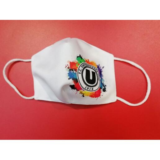 Masca sigla oficiala colorata (pt femei/ copii)