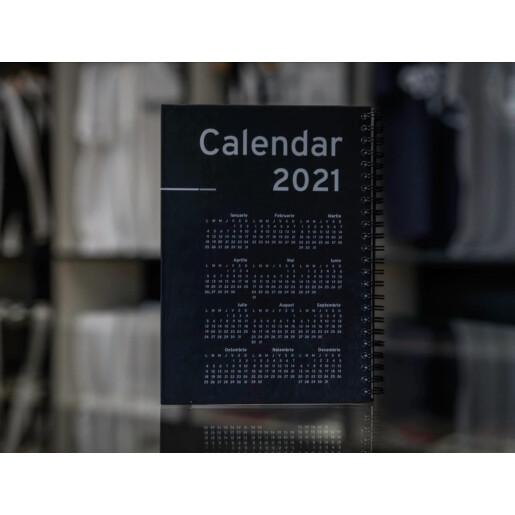 Agenda A5 - anul 2021