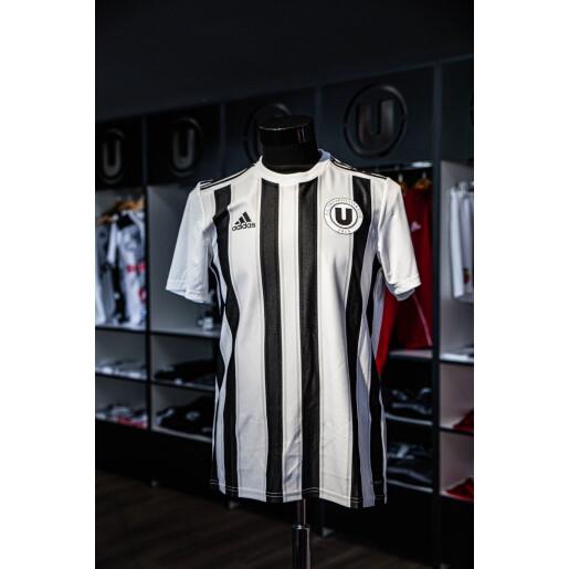 Tricou alb-negru de joc 2021/ 2022 - copii