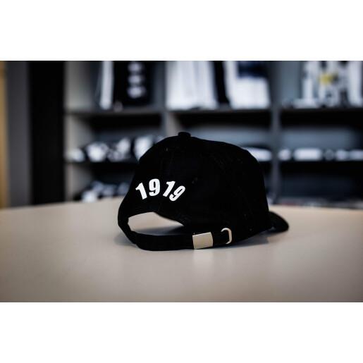 Șapcă neagră adulți cu sigla FC Universitatea Cluj