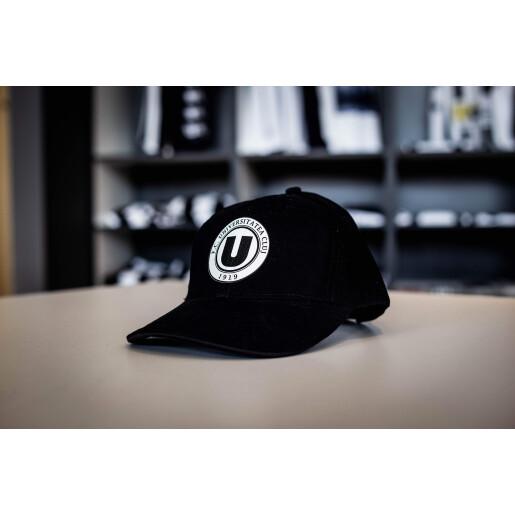 Șapcă neagra copii cu sigla FC Universitatea Cluj