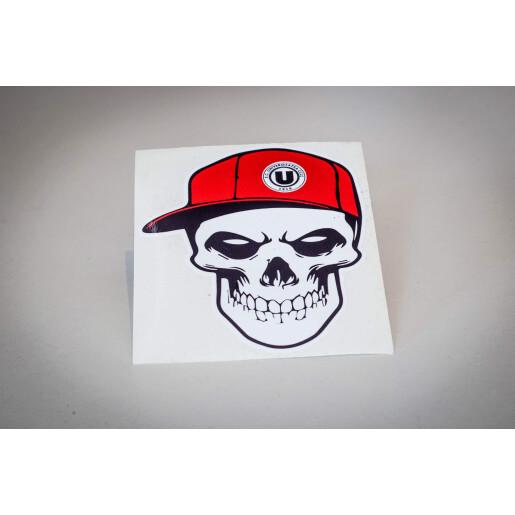 """Sticker """"Cap de mort"""""""