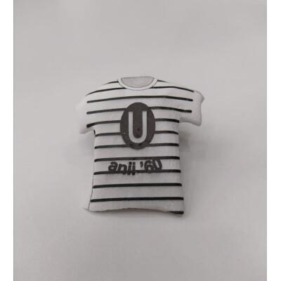 """Magnet ceramic """"Tricou anii 1960"""""""