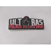 """Magnet ceramic """"ULTRAS - Peluza Sepcile Rosii"""""""