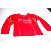 """Tricou roșu """"FCU"""""""