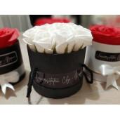 Aranjament trandafiri din săpun